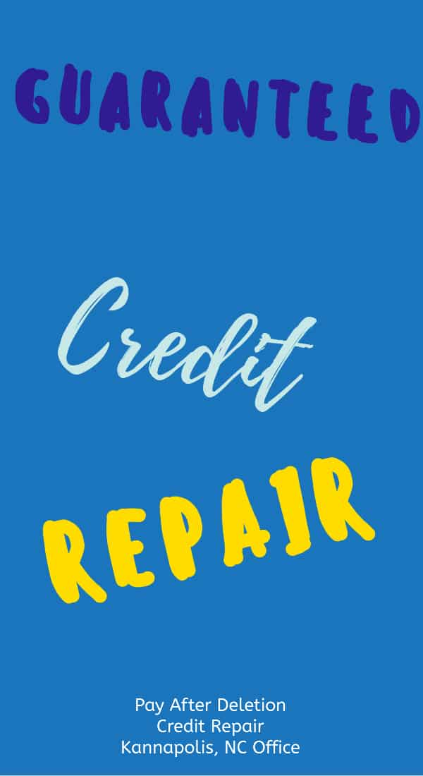 Guaranteed Credit Repair